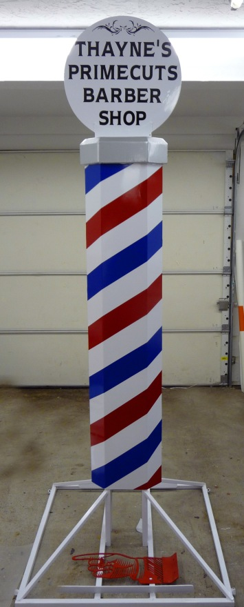 Barber Pole FB