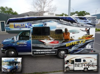 Bretz surf rv