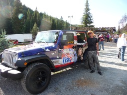 KYSS jeep
