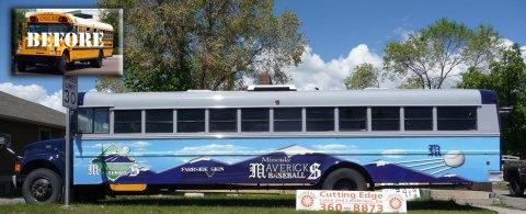 Maverichs bus