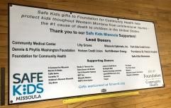 safe kids banner